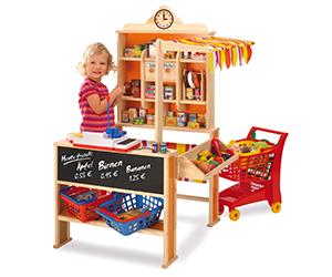 Дървени детски играчки - Магазин