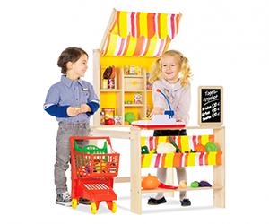 Магазин - Играчки от дърво
